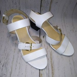 Kate Spade Open Toe Chunky Heel Slingback …